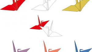 東日本大震災経験者より折り鶴を作る費用を募金してくださいお願いします。
