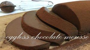 なめらかチョコレートムースケーキ!ゼラチンとチョコレートの黄金比で絶妙な天使の食感