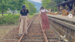 「南阿蘇鉄道は廃線じゃない」長陽駅の線路内立ち入り禁止で鉄道営業法違反!